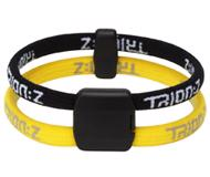 Trion:Z Dual Loop Bracelet BLACK/YELLOW
