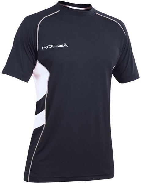 Kooga Elite Tech Tee BLACK/WHITE