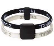 Trion:Z Dual Loop Bracelet BLACK/WHITE
