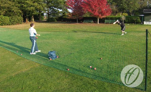 Harrod Throw Down Cricket Practice Net