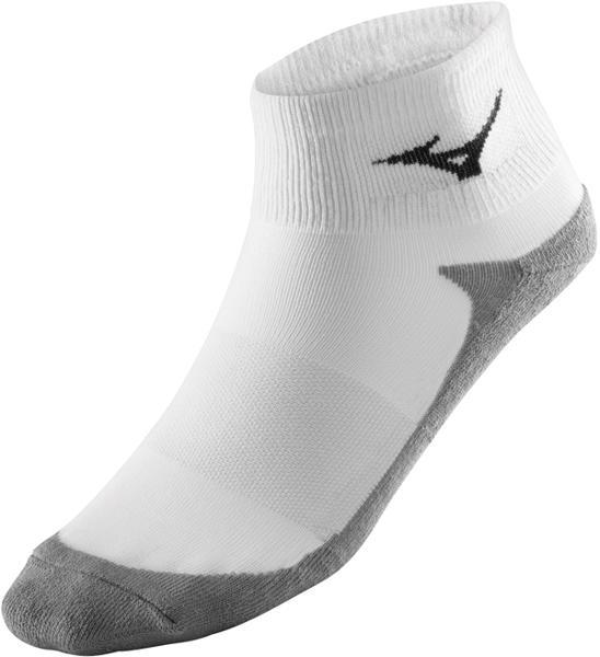 Mizuno Training 1/2 Socks, 2 Pairs