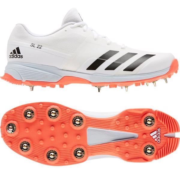 adidas SL22 Spike Cricket Shoe
