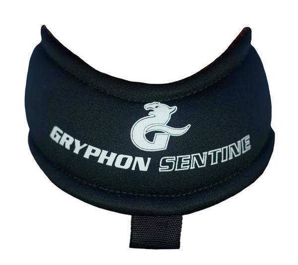 Gryphon Sentinel Hockey GK Throat Guard