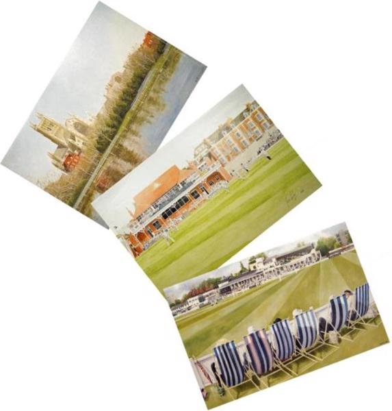Cricket Christmas Card Selection, PACK%2