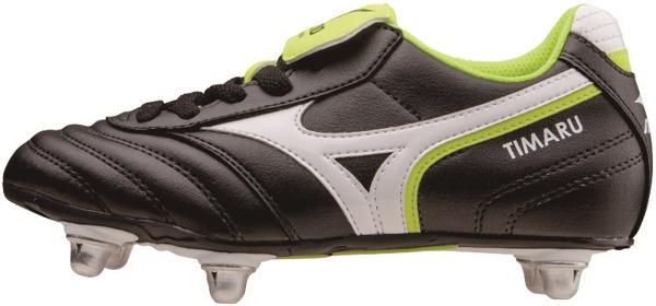 Mizuno Timaru Rugby Boots JUNIOR BLACK%2