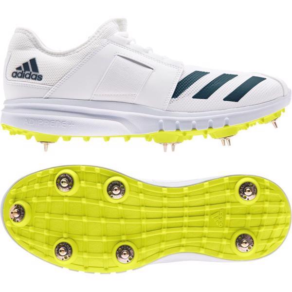 adidas Howzat Spike Cricket Shoes JUNIOR