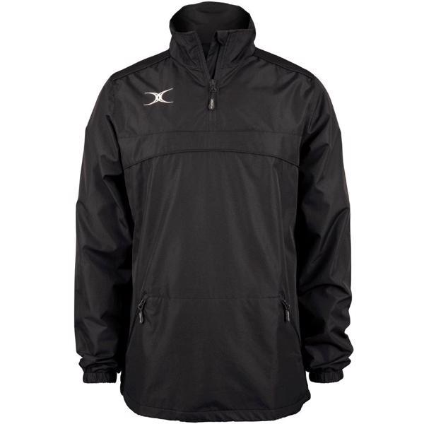 Gilbert Photon 1/4 Zip Jacket BLACK
