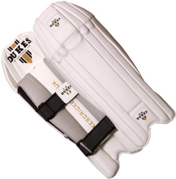 Dukes Patriot Elite Cricket WK Pads JU