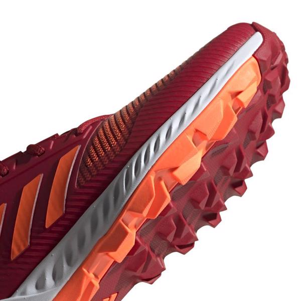 adidas adiPOWER Hockey Shoes MAROON