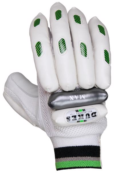 Dukes Max Cricket Batting Gloves JUNIOR