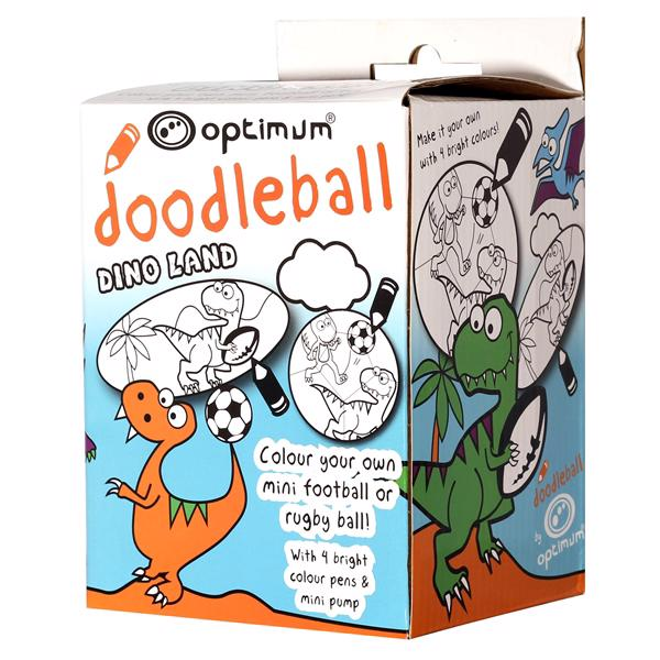 Optimum Rugby Doodleball Size MINI