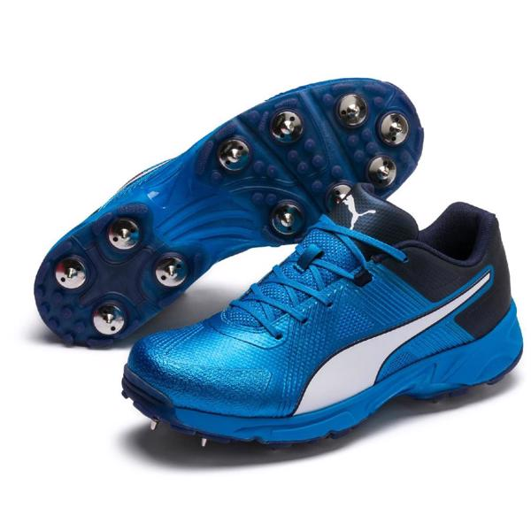 Puma 19.1 Cricket Spike Shoe AZURE