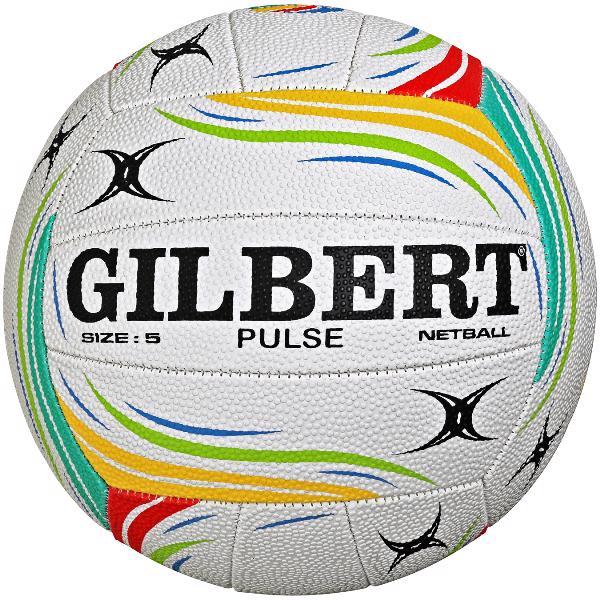 Gilbert Pulse Netball MULTI