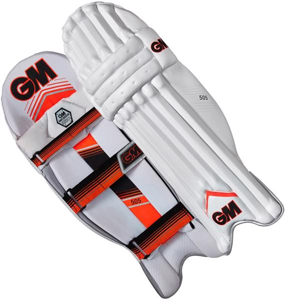 Gunn & Moore 505 Cricket Batting Pad