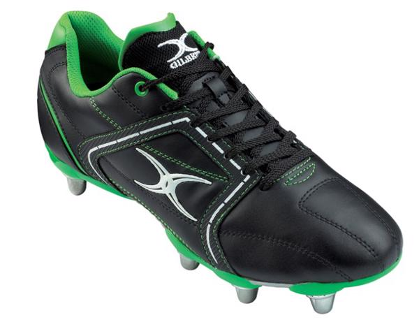 Gilbert Atomic Low Soft Toe Rugby Boot