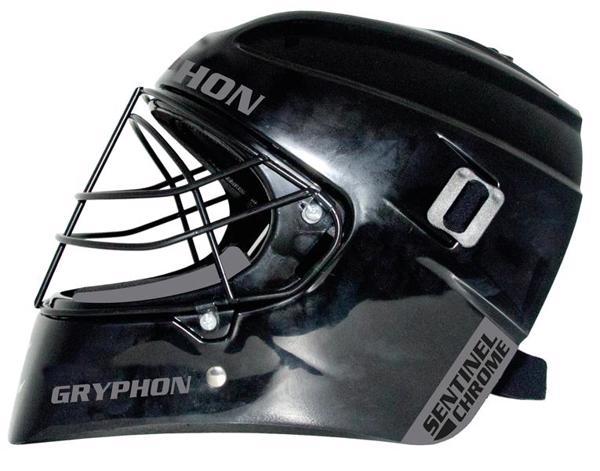 Gryphon Sentinel Chrome Hockey Helmet