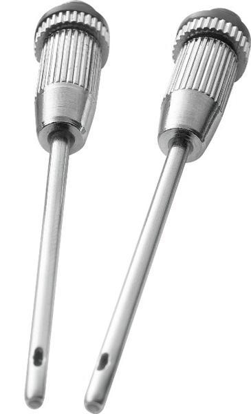 Gilbert Ball Pump Adaptors - twin pack