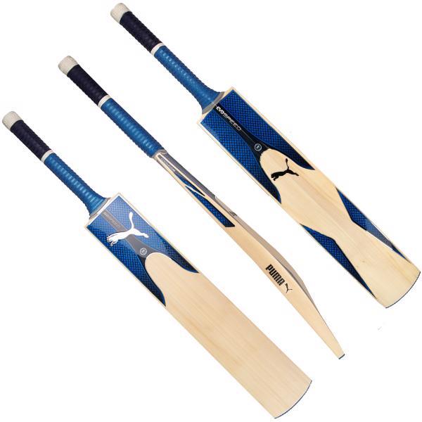 Puma evo 2.19 Cricket Bat AZURE