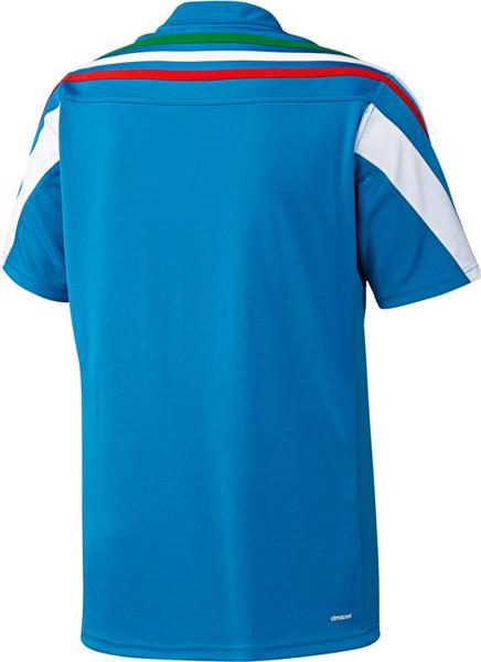 adidas Italy Home Rugby Jersey