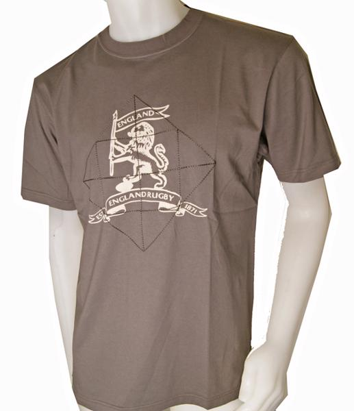England Rugby Heritage Lion T-Shirt