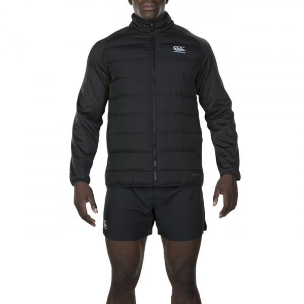 Canterbury ThermoReg Hybrid Jacket BLACK