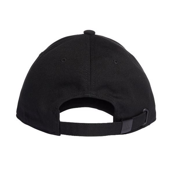 adidas All Blacks 3 Stripe Cap BLACK