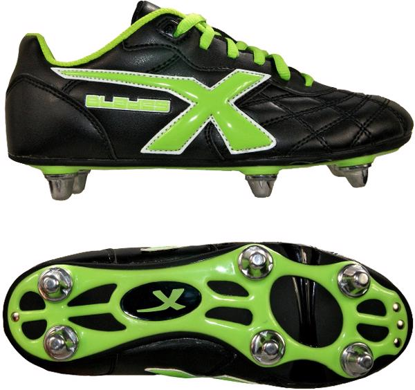 XBLADES Legend 6 Stud Rugby Boots, B