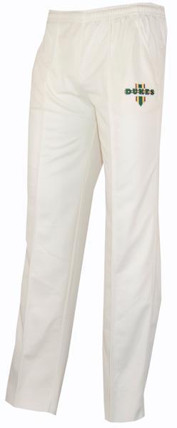 Dukes Elite Cricket Trousers