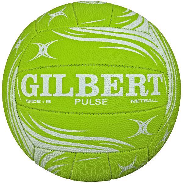 Gilbert Pulse Netball GREEN