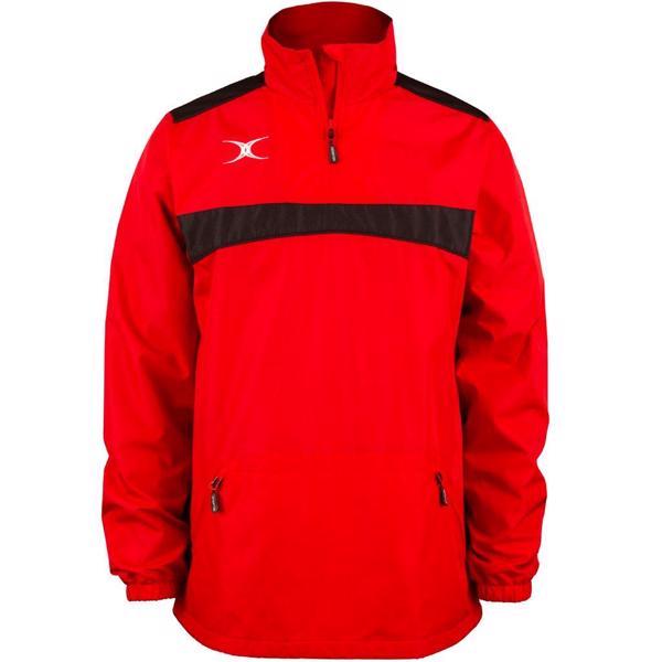 Gilbert Photon 1/4 Zip Jacket RED/BLACK%