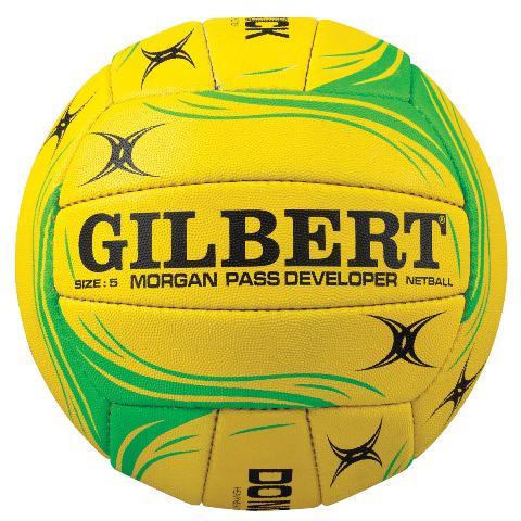 Gilbert Murtagh Netball Pass Developer
