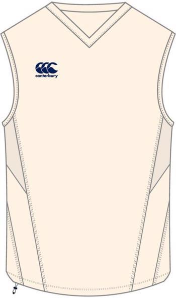 Canterbury Sleeveless Overshirt JUNIOR
