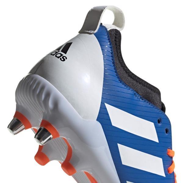 adidas MALICE ELITE SG Rugby Boots BLU