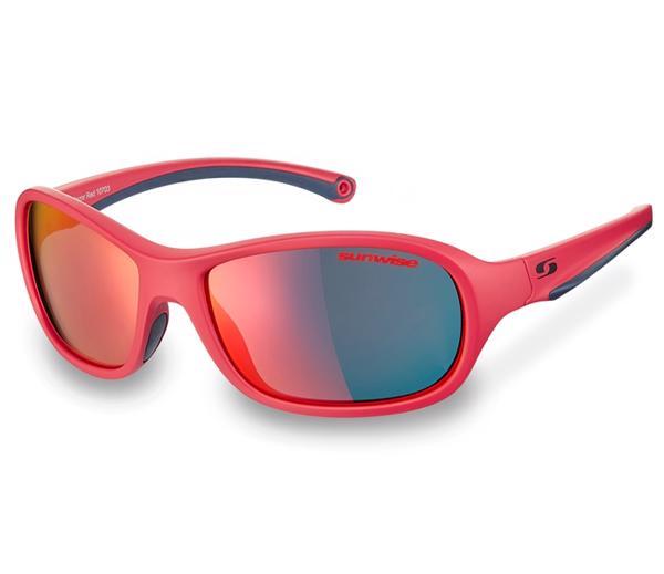 Sunwise Razor RED Sunglasses JUNIOR