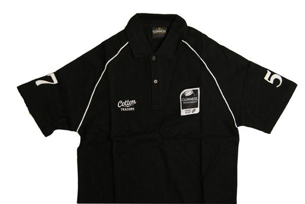 Cotton Traders Guinness Premiership Polo%2