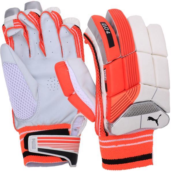 Puma Evo 4 RED Batting Gloves