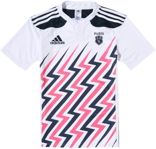 adidas Stade Francais HOME Rugby Jersey