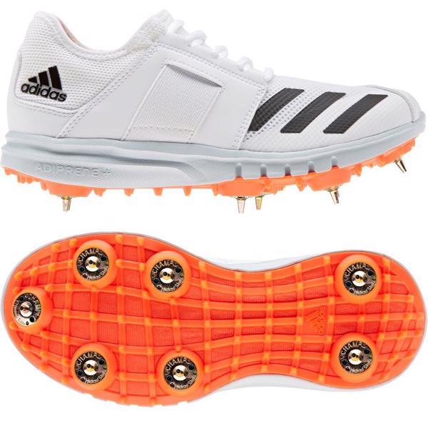 adidas Howzat Spike Cricket Shoe JUNIOR