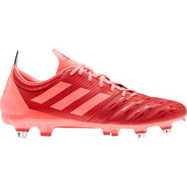 adidas MALICE SG Rugby Boots SCARLET/COR