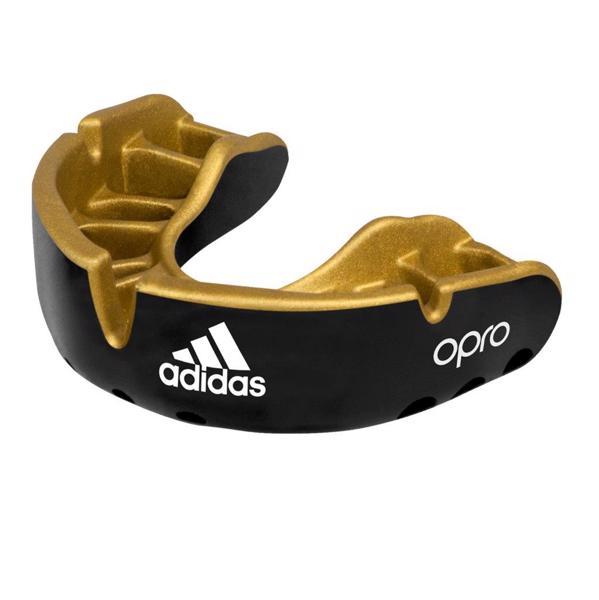 adidas OPRO Gold Mouthguard BLACK