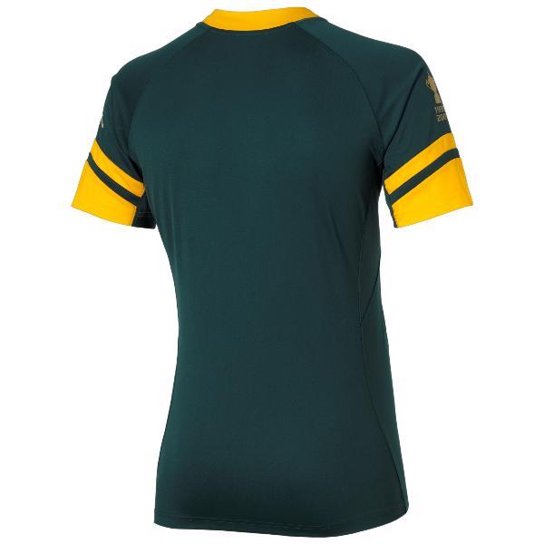 Asics RWC2015 Springboks Home Rugby Shir