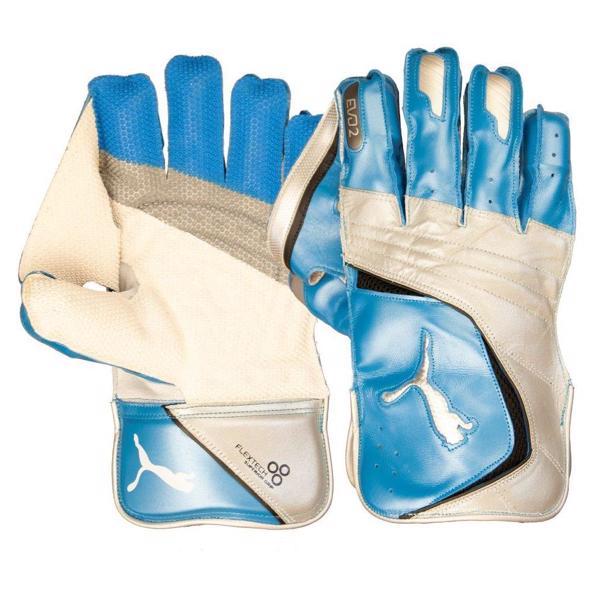 Puma EVO 2 WK Gloves AZURE/WHITE, JU