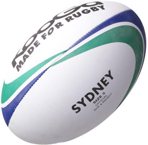 Kooga Sydney PACK of FIVE Rugby Balls%