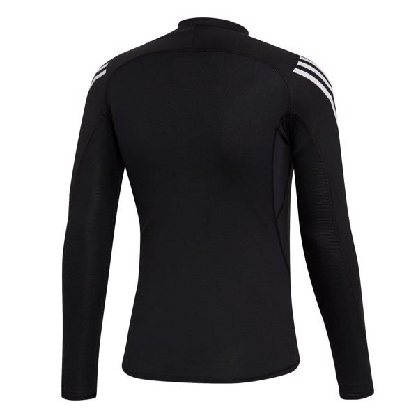 adidas Alphaskin Sport  3-Stripes LS Top