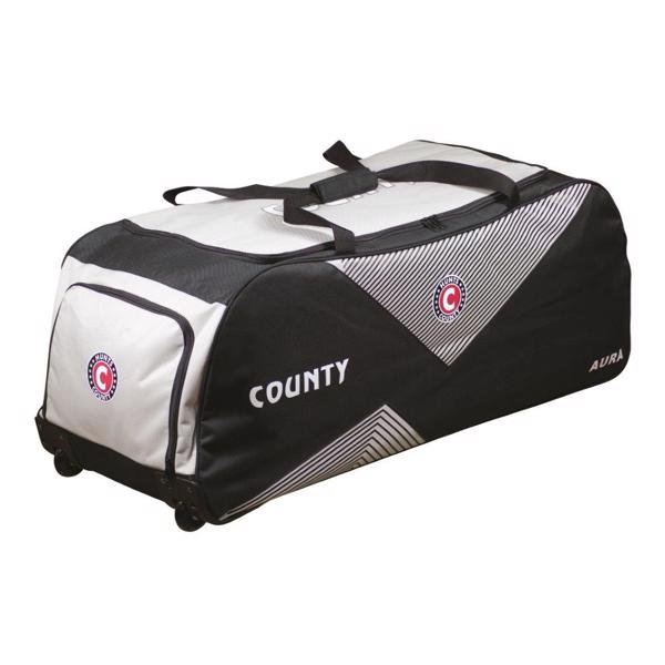 Hunts County Aura Cricket Wheelie Bag