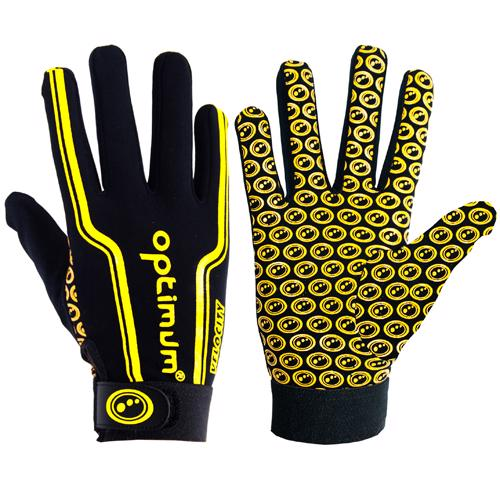 Optimum Velocity Rugby Training Gloves