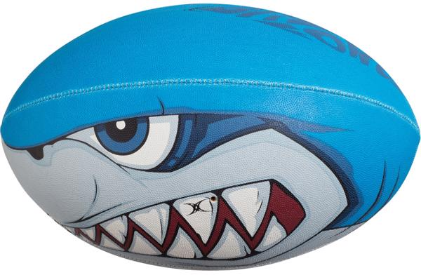 Gilbert Bite Force Rugby Ball