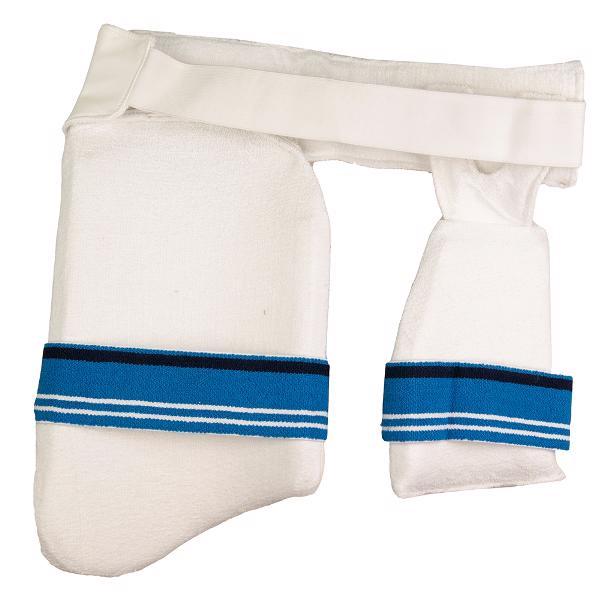 Puma Evo Cricket Dual Thigh Pad AZURE