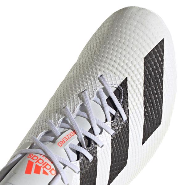 adidas adizero RS7 Rugby Boots WHITE
