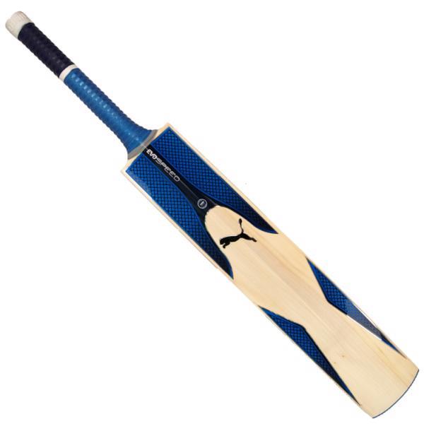 Puma evo 1.19 Cricket Bat AZURE
